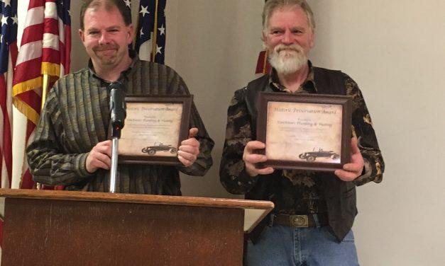2016 Historic Preservation Award