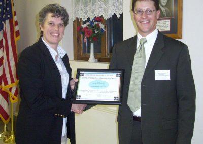 Preservation Award 2009
