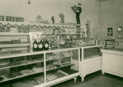 Candy Store 1940's