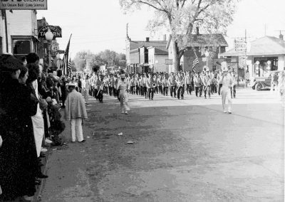 Pulaski Homecoming 1943