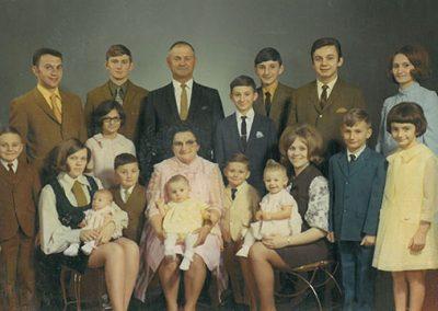 Maroszek Family