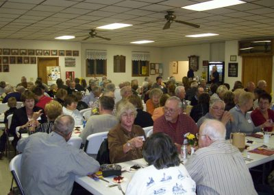 Pulaski Area Historical Society Meeting