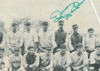 Pulaski Red's Baseball Team