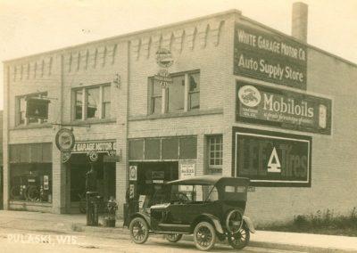 White Garage Motor Company