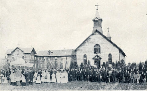 1888 Construction of ABVM Church