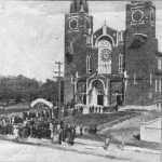Dedication of ABVM Catholic Church in 1934