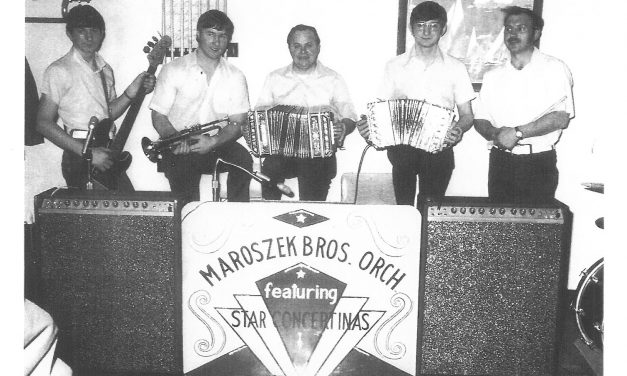 Maroszek Bros. Honored for 47 Years of Playing Polka Music at Casimir Pulaski Days on May 4, 2019