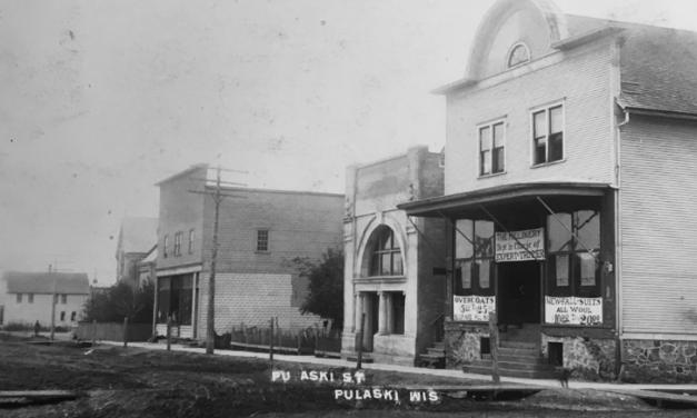 Pulaski Area Historical Society Newsletter_Winter_2021