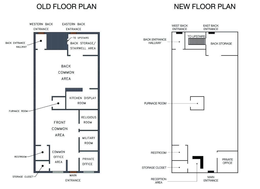 pulaski museum floor plans